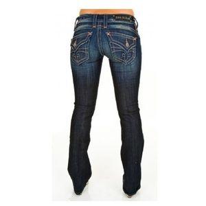 """Rock Revival """"Gwen"""" bootcut Jeans Size 29 x 35"""